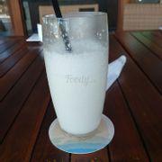Coconut smoothies