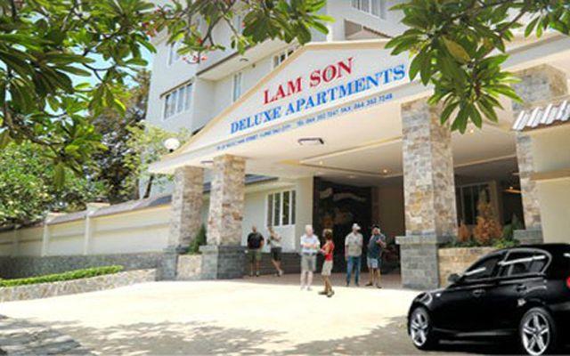 Lam Sơn Deluxe Apartments - Vũng Tàu