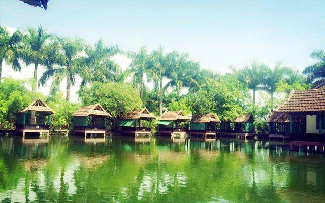 Khu Du Lịch Sinh Thái Vân Chiều Quán