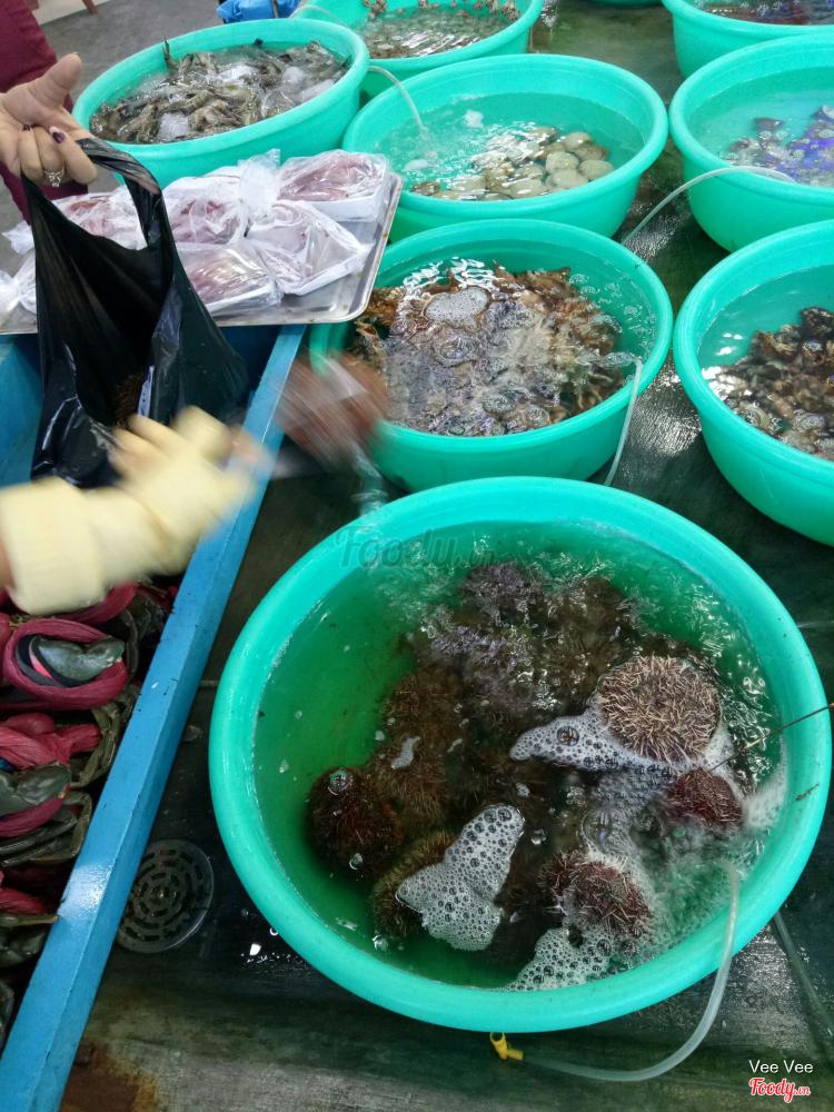 Mười Đô - Ten Dollars - Hải Sản Tươi Sống ở Khánh Hoà