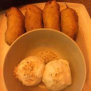 Bánh chuối kem đưa
