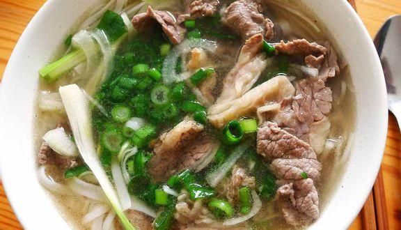 Nam Định - Phở Bò