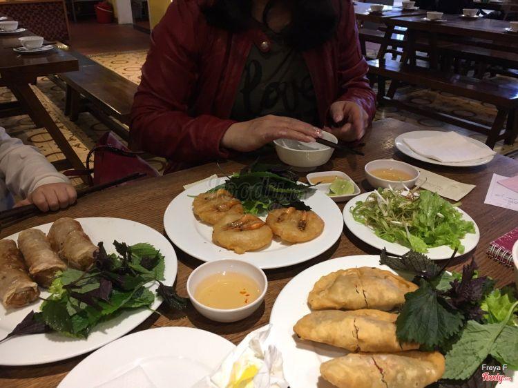 Quán Ăn Ngon - Royal City ở Hà Nội