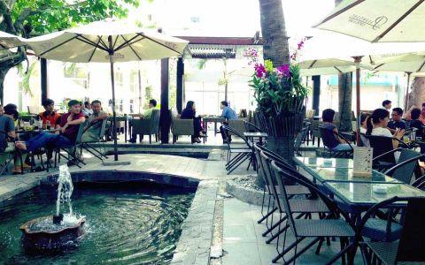 Các quán Cafe view biển ở Nha Trang