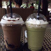 Cookie + Green Tea