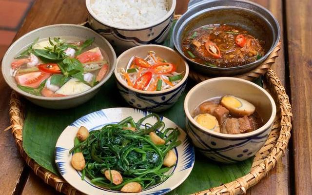 Galangal - Món Ăn Đường Phố Việt Nam