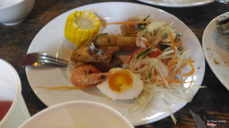 Ocean View Restaurant - Hòn Tằm Resort ở Khánh Hoà