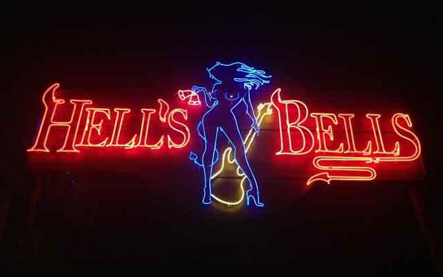 Hells Bells - Restaurant Bar & Night Club