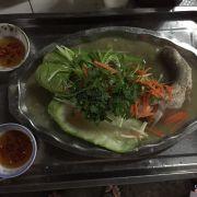 Cá lóc ... nấu bầu