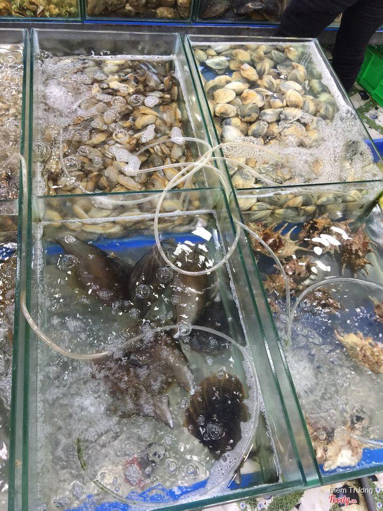 Làng Biển - Ẩm Thực Hải Sản ở Khánh Hoà