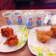 Gà sốt hs và gà thường