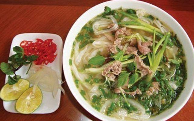 Cồ Xướng - Phở Bò Nam Định
