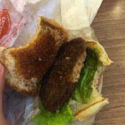 Burger bulgogi