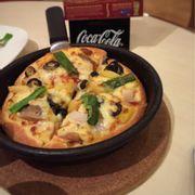 Pizza rau củ chay