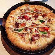 Pizza bò xé