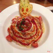 Cabonara spagetti