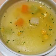 Soup rau củ