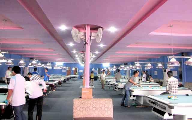 Billiards Bảo Thy