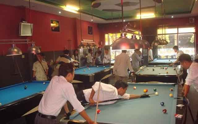 Happy Time 2 - Billiards Club
