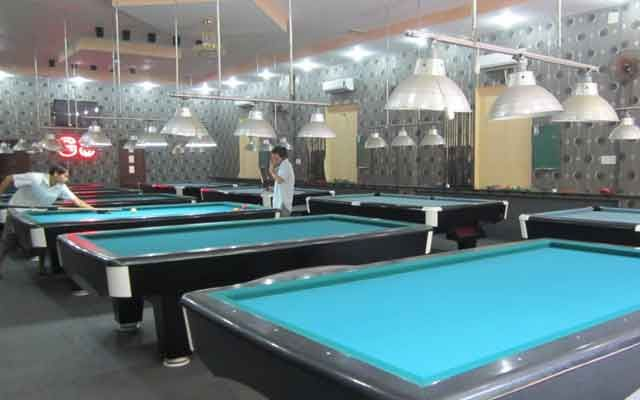 Bi-4U - Billiards Club