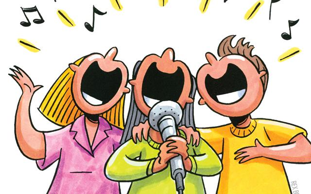 Karaoke 54