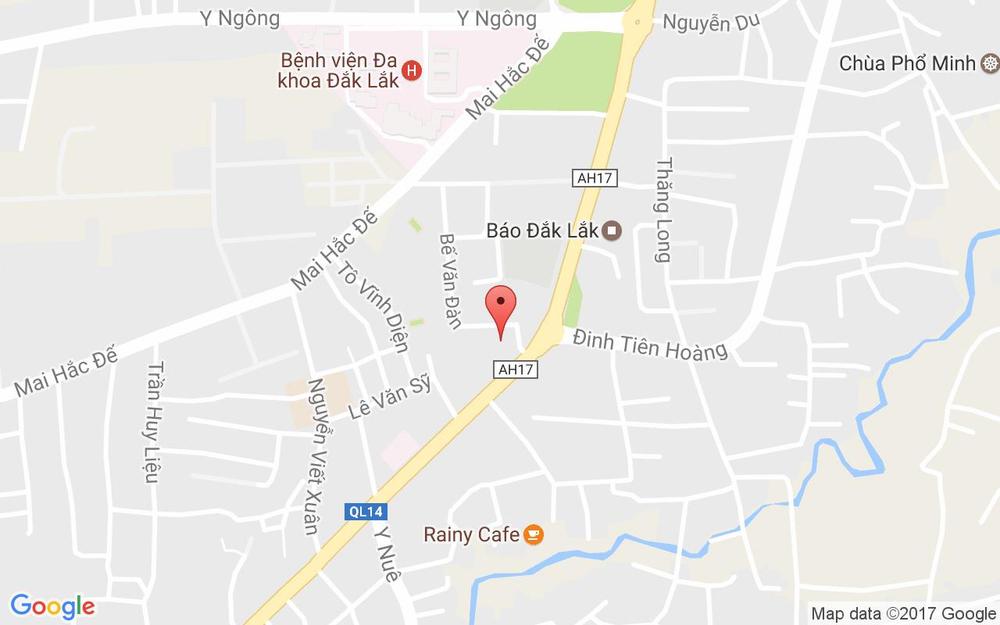 Vị trí bản đồ Karaoke 56 - Lê Duẩn ở Đắk Lắk