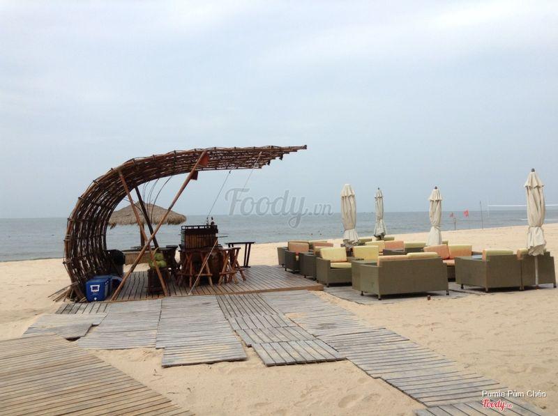 Bar ngoài bãi biển