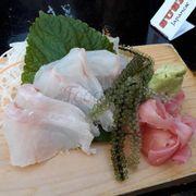 sashimi cá chẻm