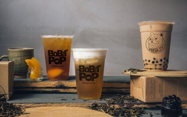 Trà Sữa Bobapop - Cao Thắng
