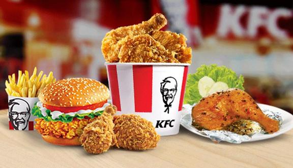 Gà Rán KFC - Trần Não