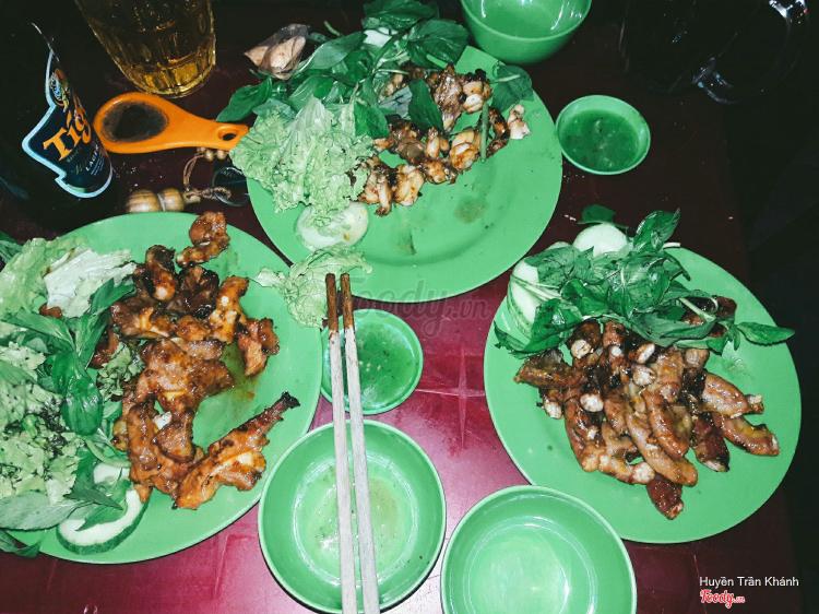 Sườn Nướng Kinh Đô - Sườn Non Nướng ở Khánh Hoà