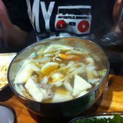 Mỳ udon hải sản