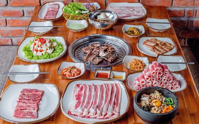 GoGi House - Nướng Hàn Quốc - Big C Thăng Long