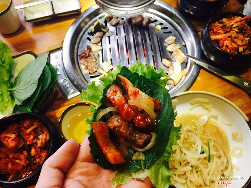 Thịt đậm đà, rau sạch 👍🏻