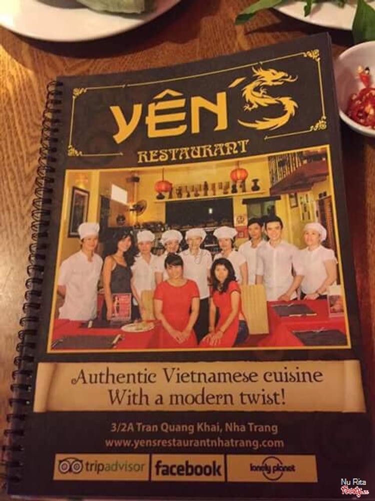 Yến - Ẩm Thực Việt Nam ở Khánh Hoà