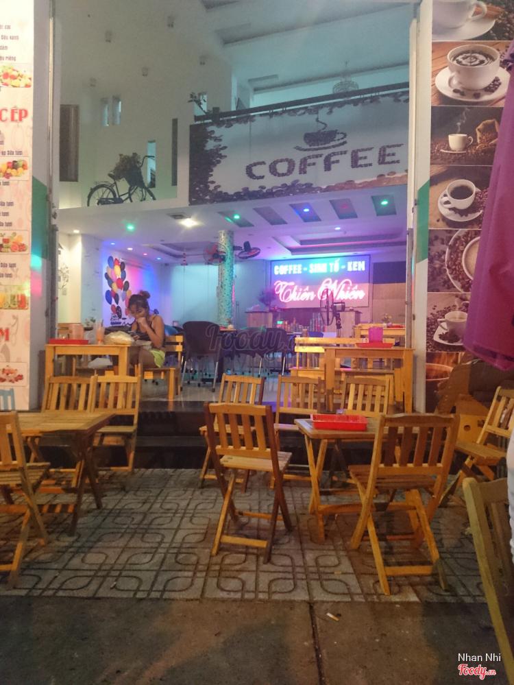 Thiên Nhiên 2 Cafe - Lê Thành Phương ở Khánh Hoà