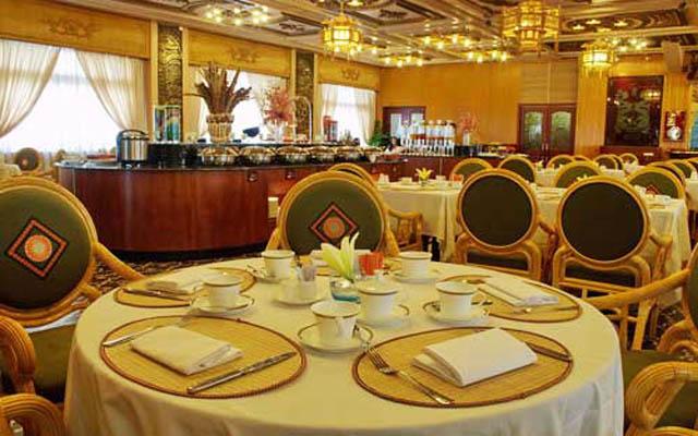 Hoa Mai - Nhà Hàng Phong Cách Á Đông - Rex Hotel