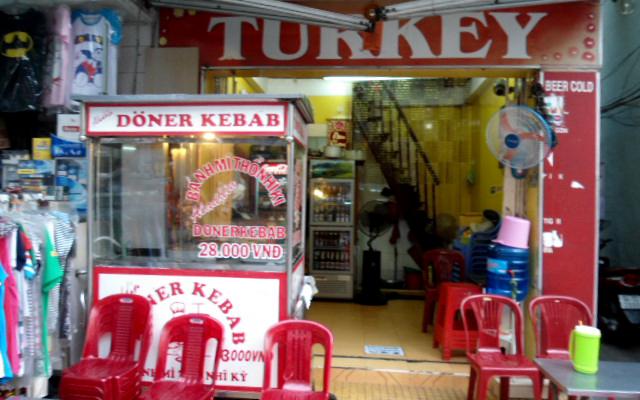 Aladdin Doner Kebab - Bánh Mì Thổ Nhĩ Kỳ