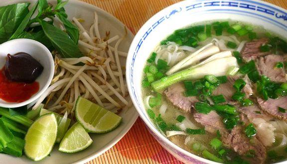 Quán Phở - Nguyễn Thái Học