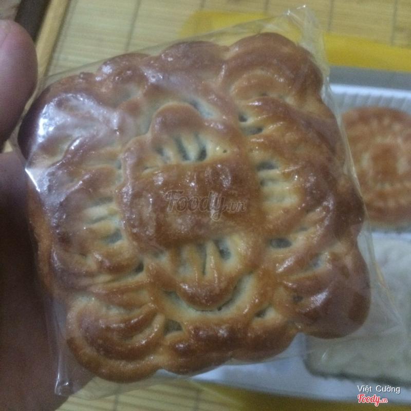 Bánh nướng thập cẩm