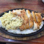 cơm gà teriyaki