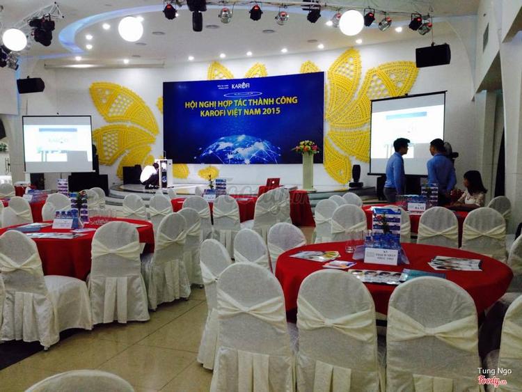 Baly Convention Center - Tiệc Cưới & Hội Nghị ở Hà Nội