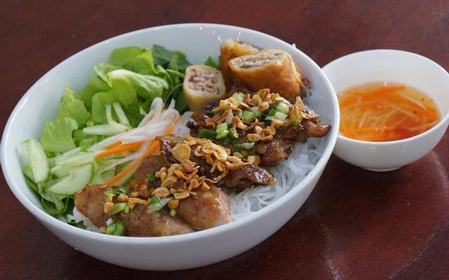 Vị Sài Gòn - Bún Thịt Nướng - Nguyễn Thượng Hiền