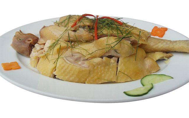 Gà Hấp Chanh - Trương Công Định