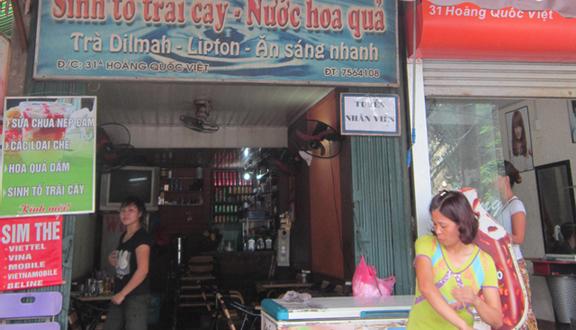 Hương Ly Cafe - Hoàng Quốc Việt