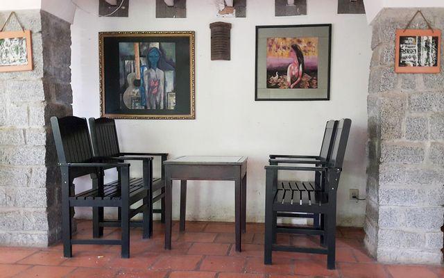 Art Galery Quán Văn Cafe