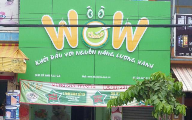 Cháo Dinh Dưỡng Wow - Bình Tiên