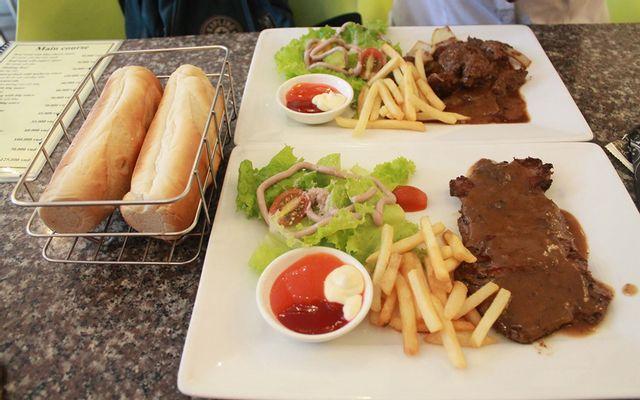 Beefsteak Titi - Tôn Thất Hiệp