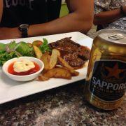 Bò sốt BBQ<a class='hashtag-link' href='/ho-chi-minh/hashtag/sapporopremiumbeer-188774'>#SapporoPremiumBeer</a>