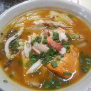 Bánh canh 14 (chả cá, chả cua, thịt nạc, tôm)